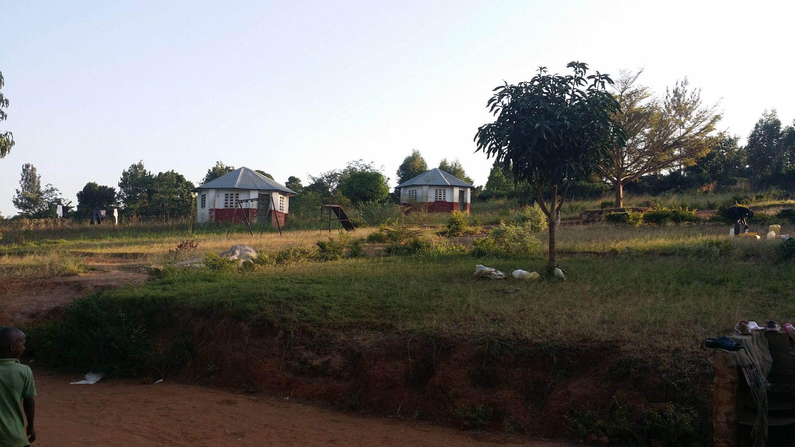 ウガンダの孤児院